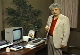 Still frame from: Commodore 64 Training Tape with Jim Butterfield