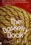 Cover of: The basketry book