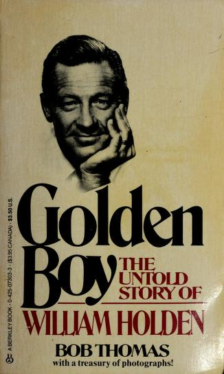 Cover of: Golden Boy | Bob Thomas