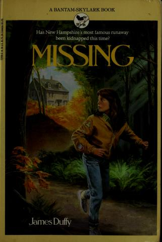 Cover of: Missing | James Duffy