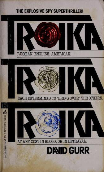 Cover of: Troika | David Gurr